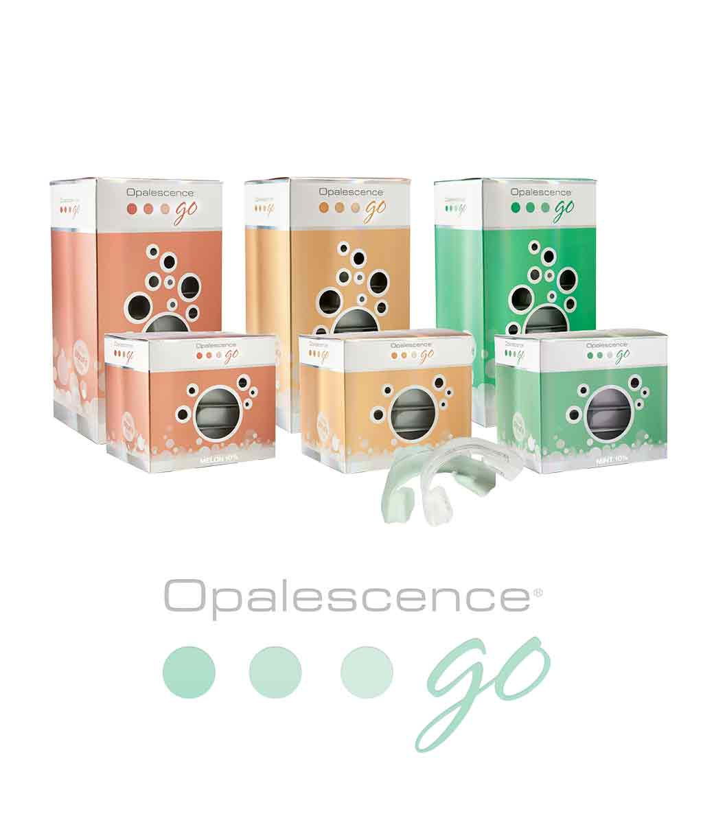 Opalescence On the Go